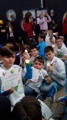 Τα μετάλλια μας